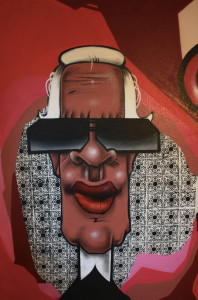 character,graffiti,lagerfeld,cartoon,Wandgestaltung,Kraftwerksschule,essen,düsseldorf,2014,graffiti,fassadengestaltung,graffitikuenstler,graffitiagentur,graffiti studio,berlin