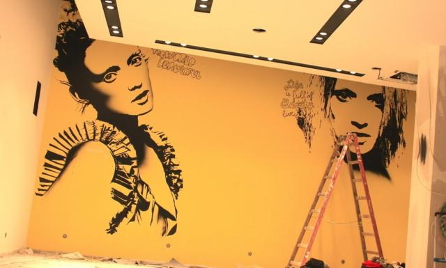 Wandgestaltung,Parfümerie,Douglas,Flagshipstore,Lüdenscheid,2013,interior, design