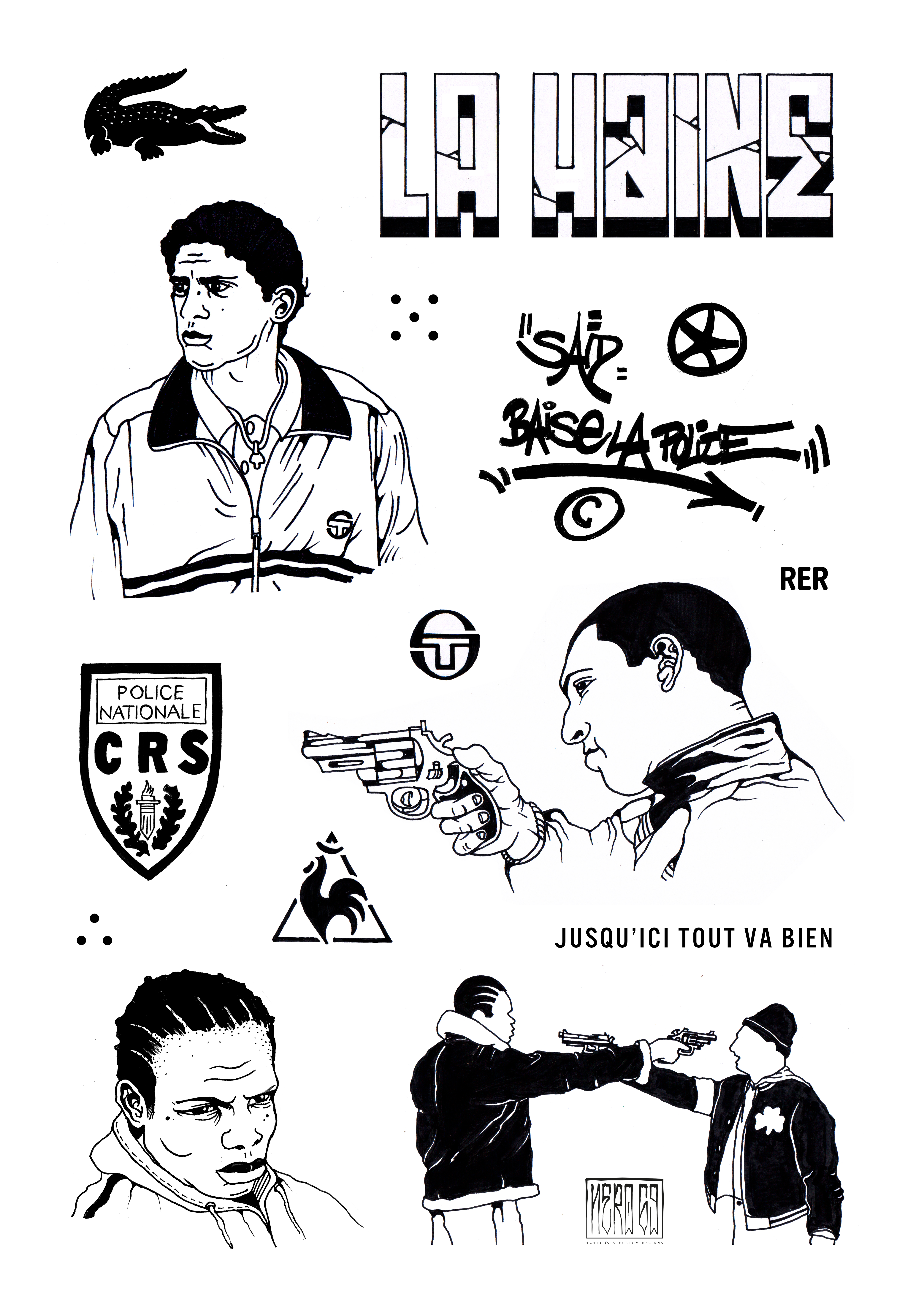 graphic design,grafik design, graffiti,illustration,berlin,post soviet,vector,vektor,sketch,la haine,hass,