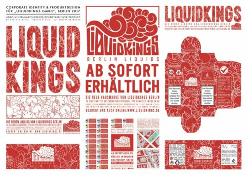 Liquidkings - E-Zigaretten