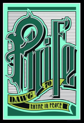 Phife Dawg Poster